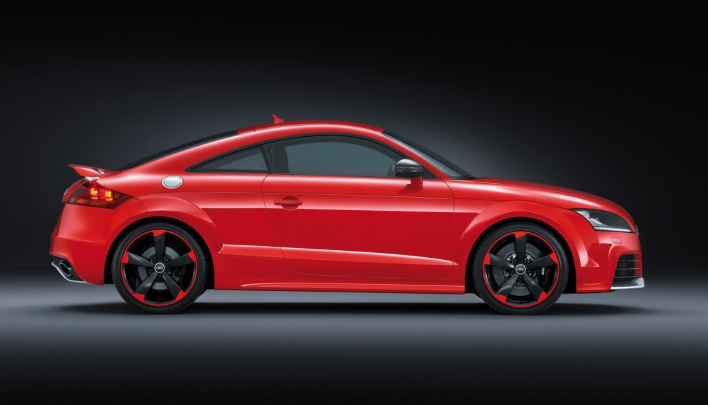 2018 Audi TT RS plus photo - 2