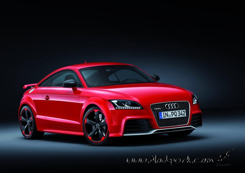 2018 Audi TT RS plus photo - 3