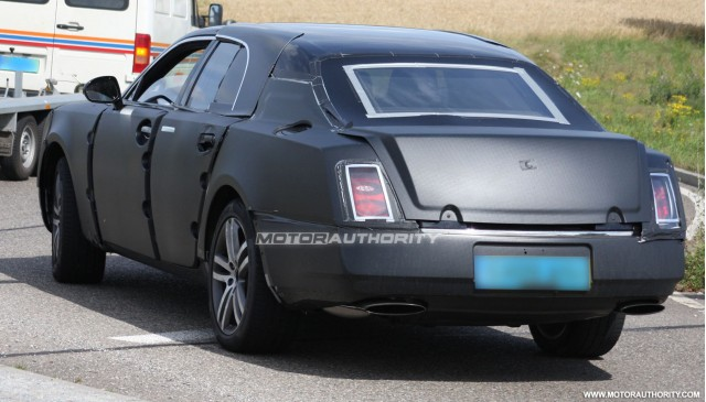 2018 Bentley Arnage photo - 1