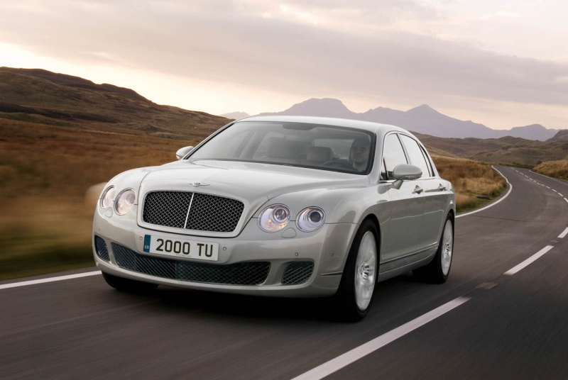 2018 Bentley Continental Flying Spur Speed photo - 5