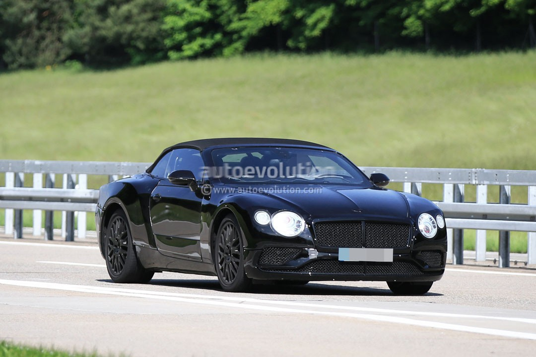 2018 Bentley Continental Flying Star photo - 1