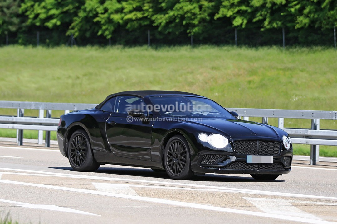 2018 Bentley Continental Flying Star photo - 5