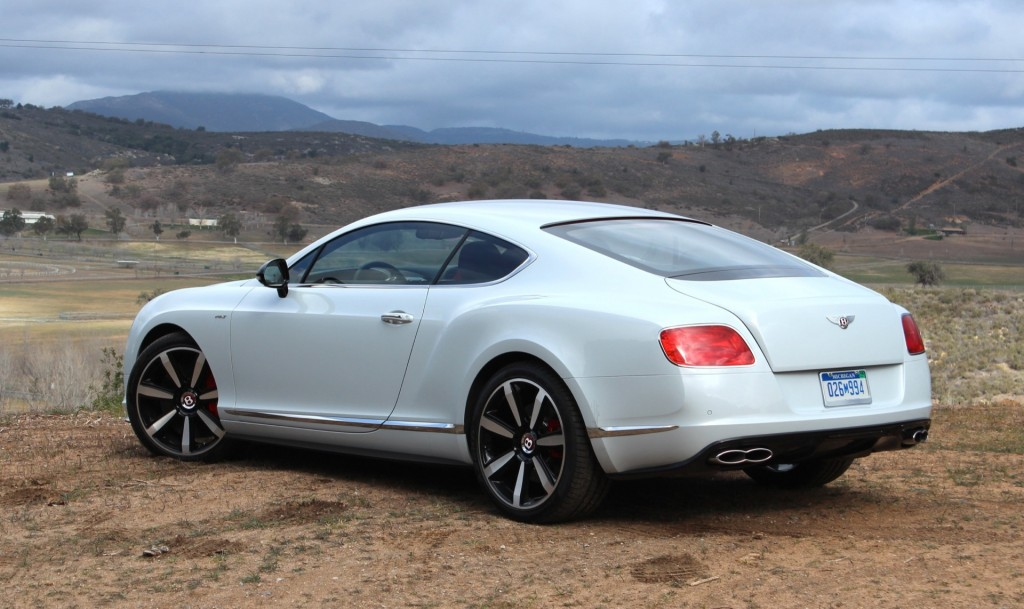 2018 Bentley Continental GT V8 S photo - 2