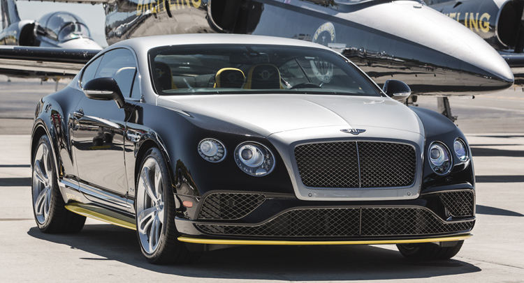 2018 Bentley Continental GT V8 S photo - 3