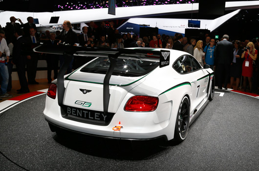 2018 Bentley Continental GT3 Concept photo - 4