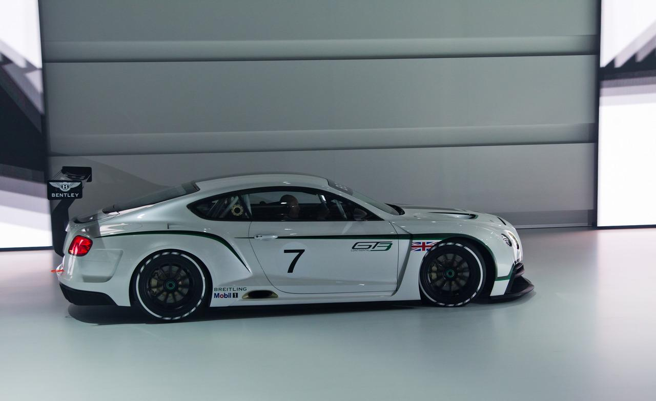 2018 Bentley Continental GT3 Concept photo - 5