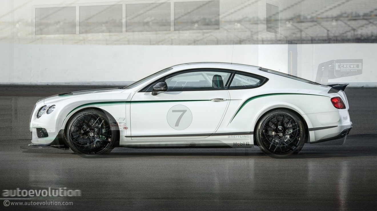 2018 Bentley Continental GT3 Racecar photo - 1