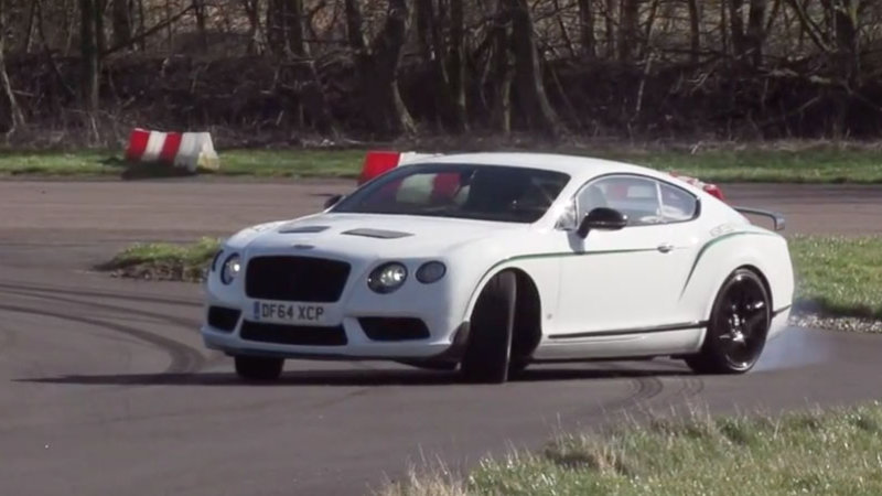 2018 Bentley Continental R photo - 1