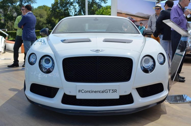 2018 Bentley Continental R photo - 2