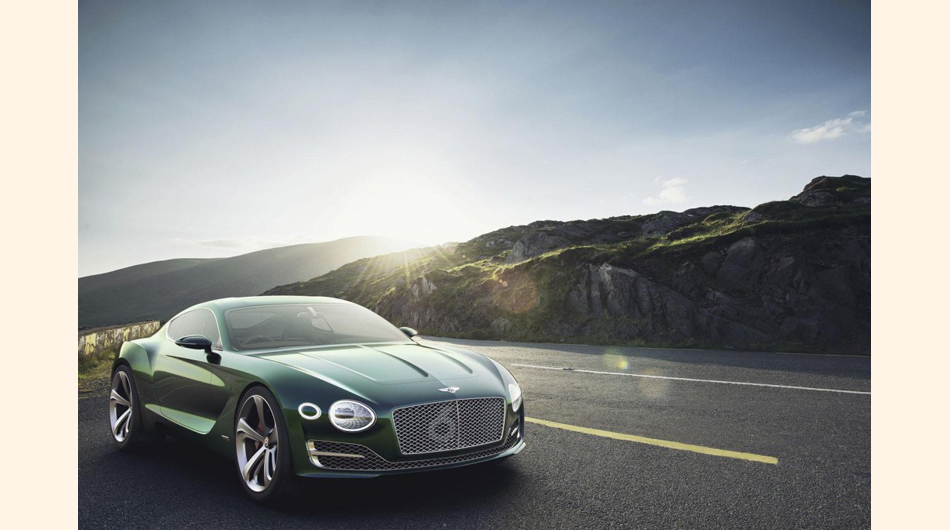2018 Bentley EXP 10 Speed 6 Concept photo - 4