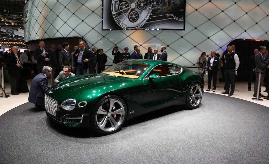 2018 Bentley EXP 10 Speed 6 Concept photo - 5