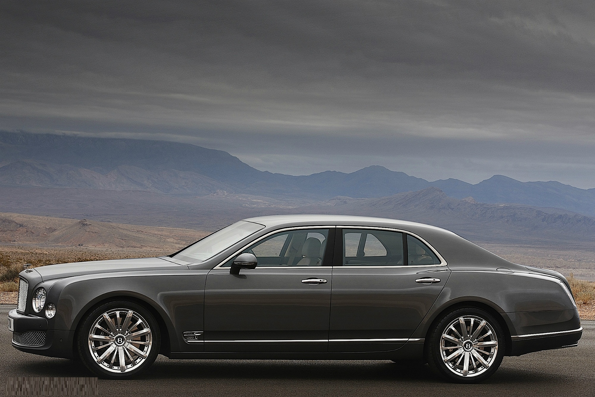 2018 Bentley Mulsanne Mulliner Car Photos Catalog 2018