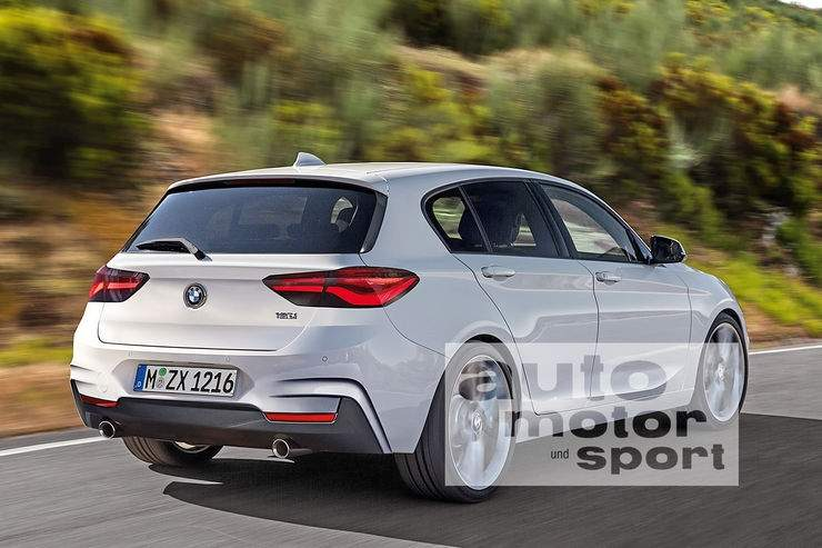 2018 BMW 1 Series photo - 1