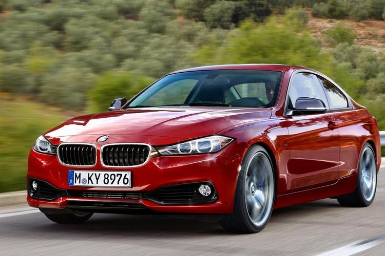 2018 BMW 1 Series Coupe photo - 3