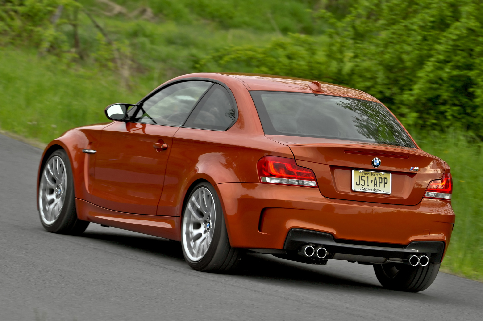 2018 BMW 1 Series M Coupe photo - 1