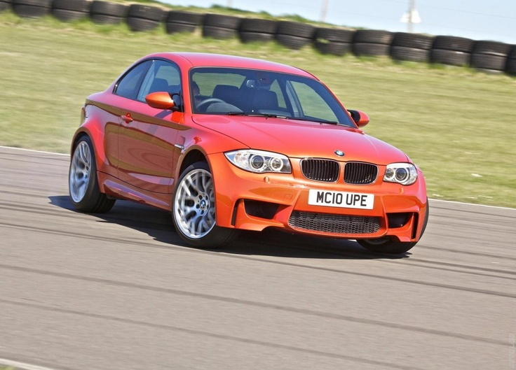 2018 BMW 1 Series M Coupe UK Version photo - 2