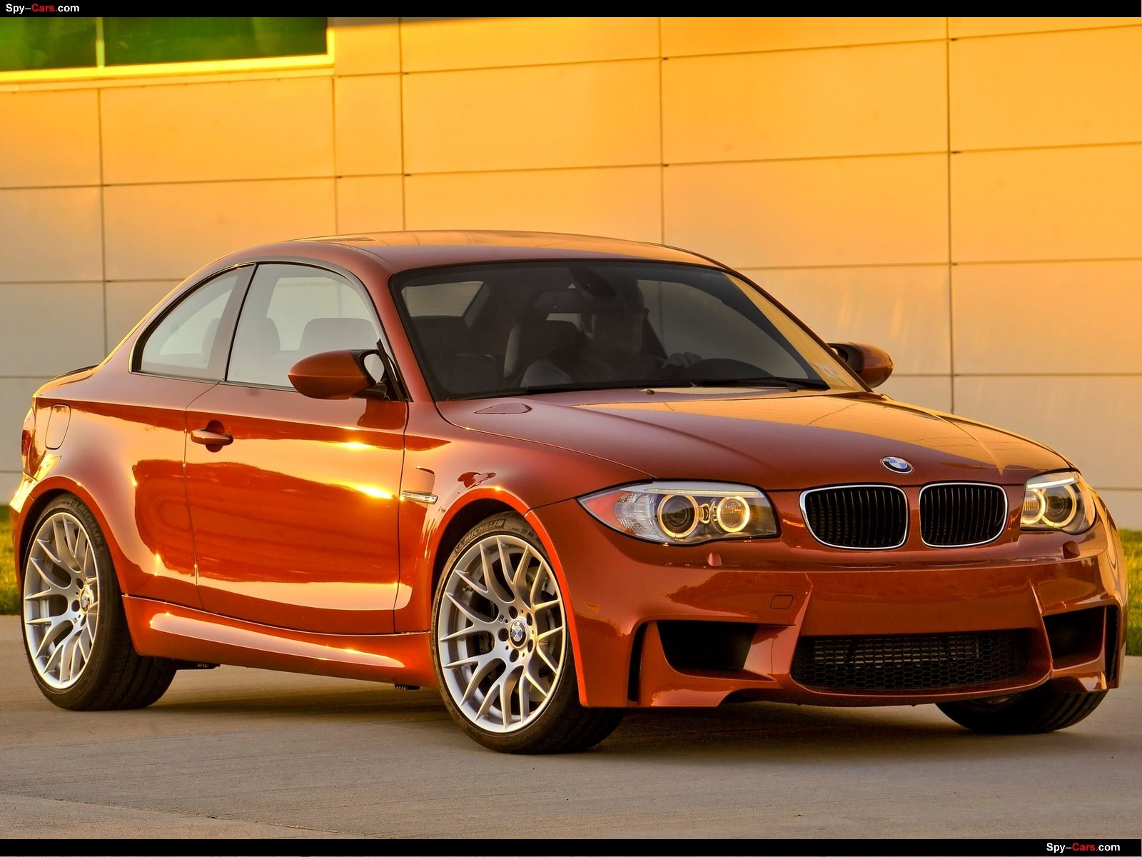 2018 BMW 1 Series M Coupe US Version photo - 4