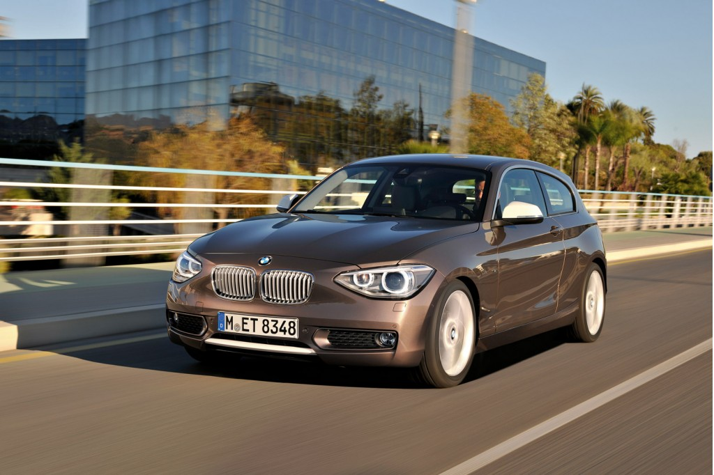 2018 BMW 1 Series Range photo - 1