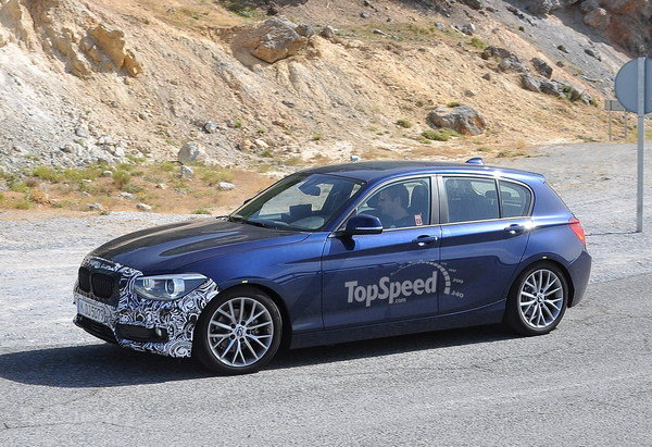 2018 BMW 1 Series Range photo - 3
