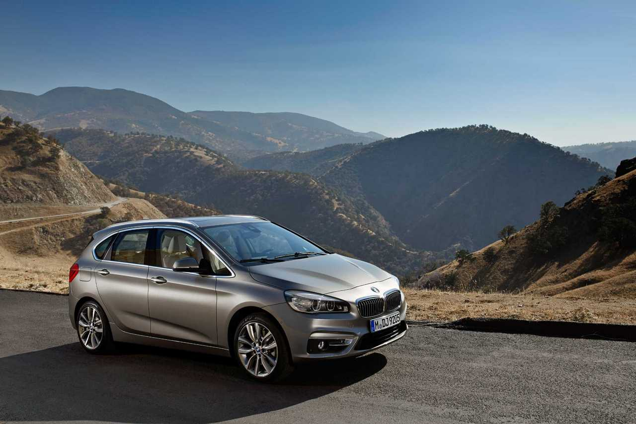 2018 BMW 2 Series Active Tourer photo - 4