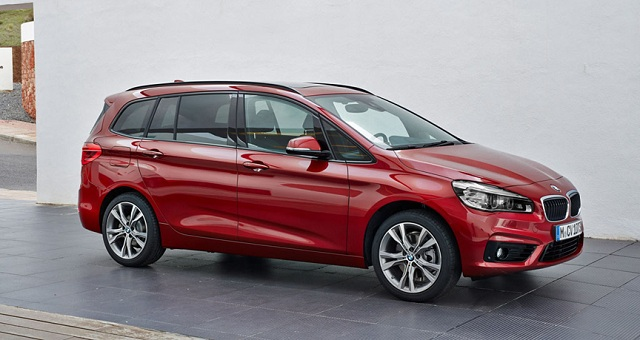 2018 BMW 2 Series Active Tourer photo - 5