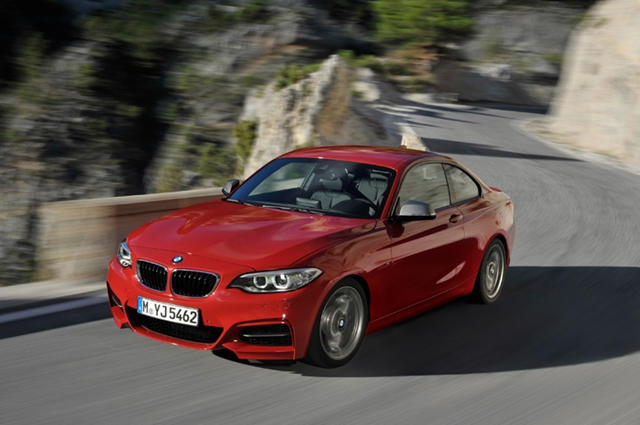 2018 BMW 2 Series Coupe photo - 2