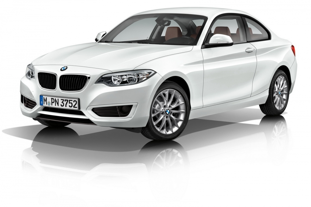 2018 BMW 2 Series Coupe photo - 3