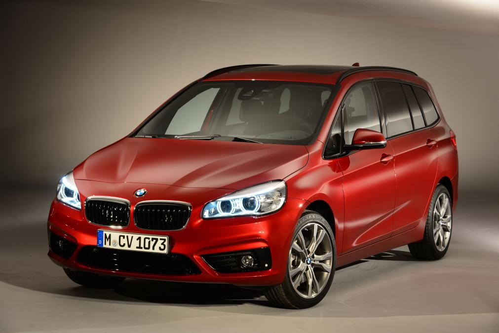2018 BMW 2 Series Gran Tourer photo - 1
