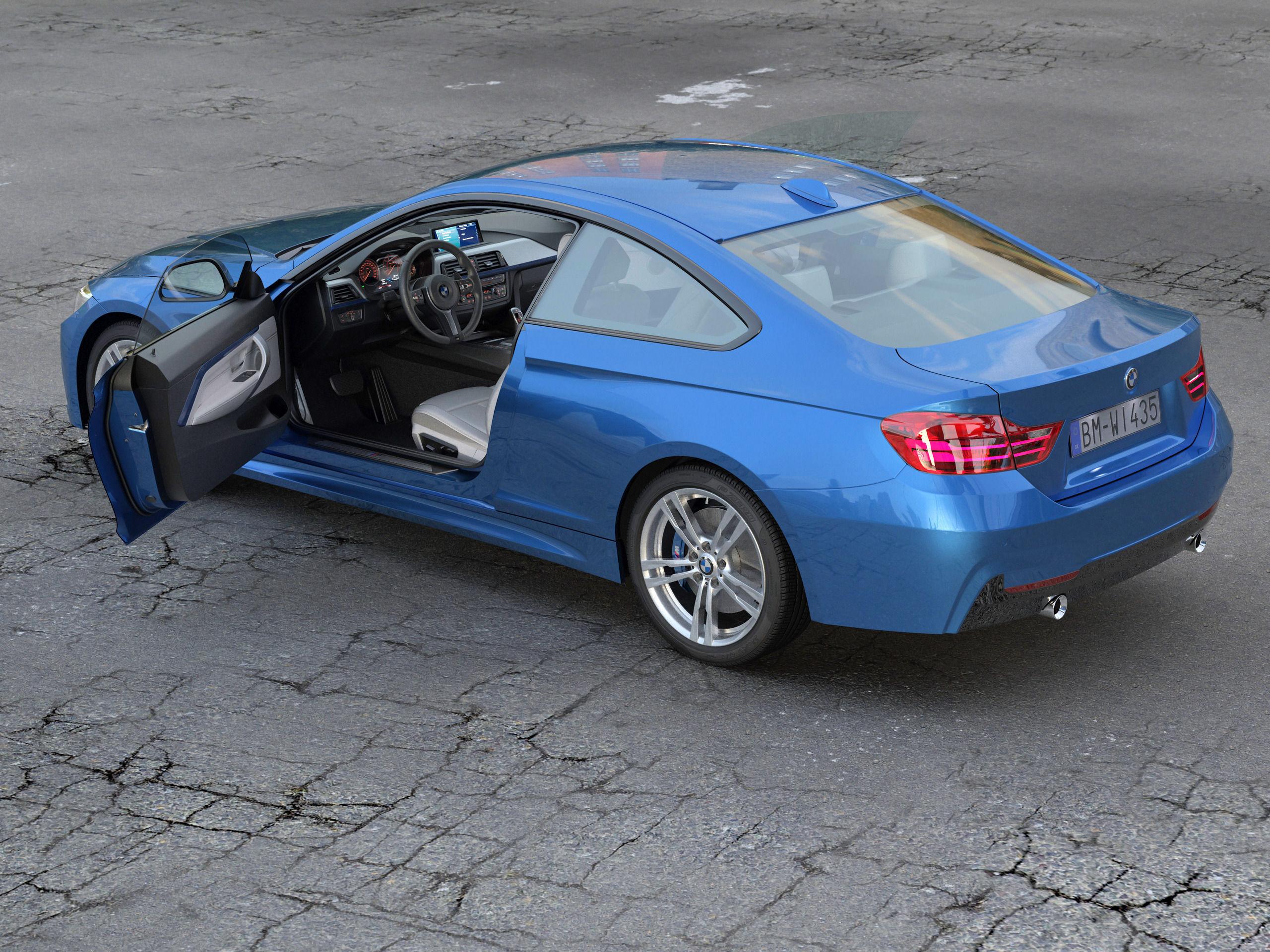 2018 BMW 4 Series Coupe photo - 4