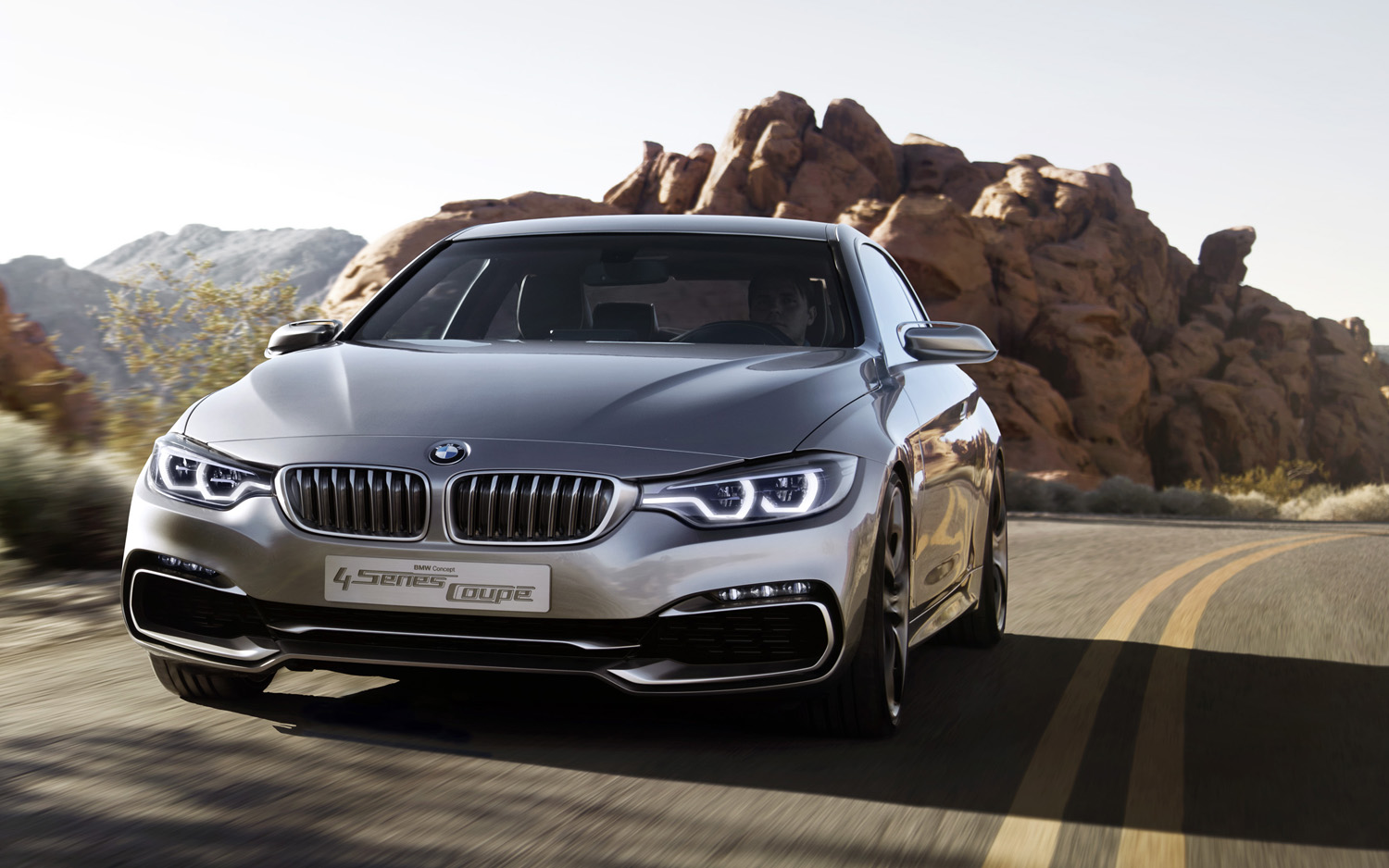 2018 BMW 4 Series Coupe Concept photo - 2