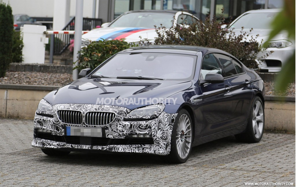 2018 BMW 4 Series Coupe Concept photo - 3