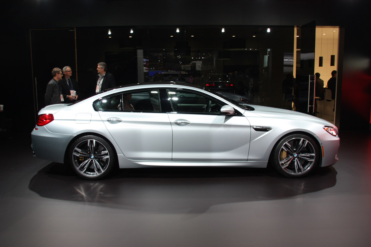 2018 BMW 4 Series Coupe Concept photo - 5