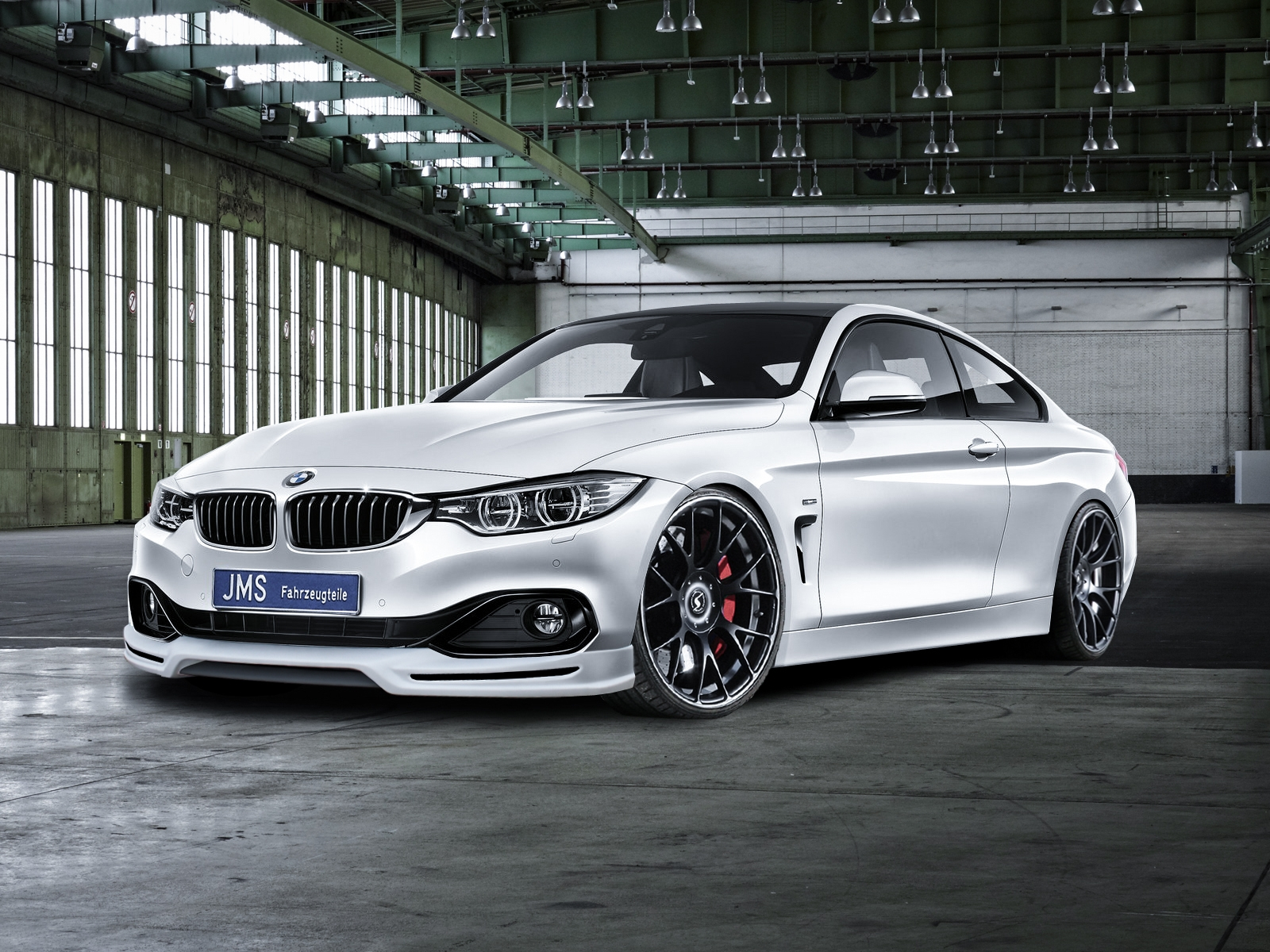 2018 BMW 4 Series Coupe M Performance Parts photo - 3