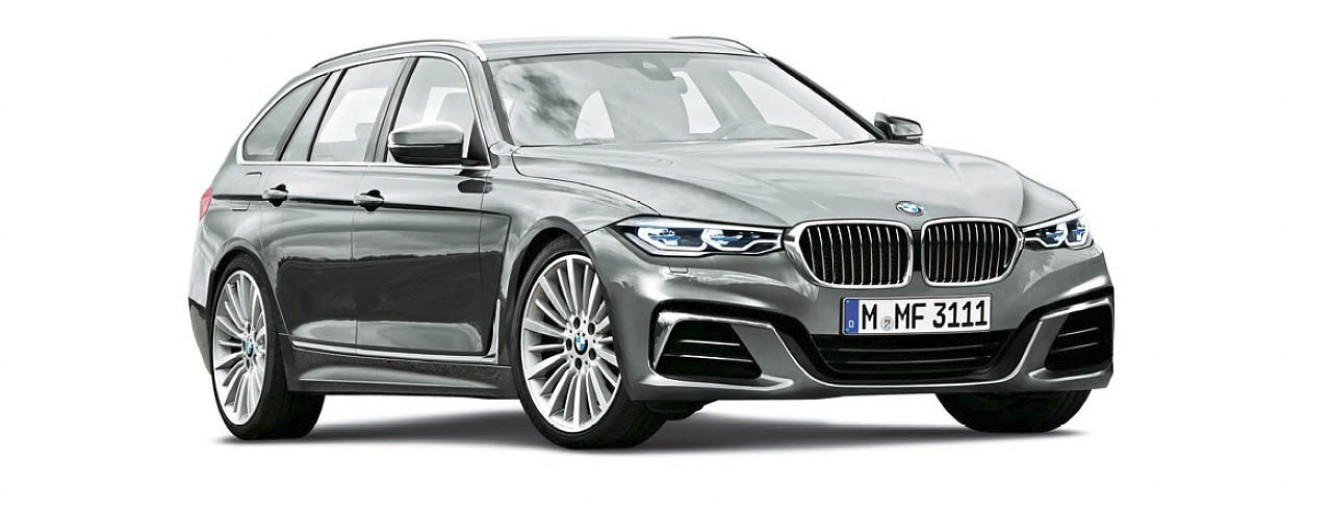 2018 BMW 5 Series Touring photo - 1