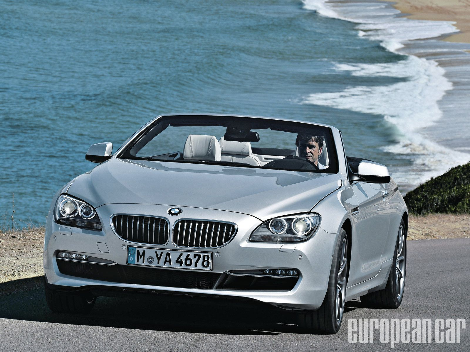 2018 BMW 6 Series Convertible photo - 3
