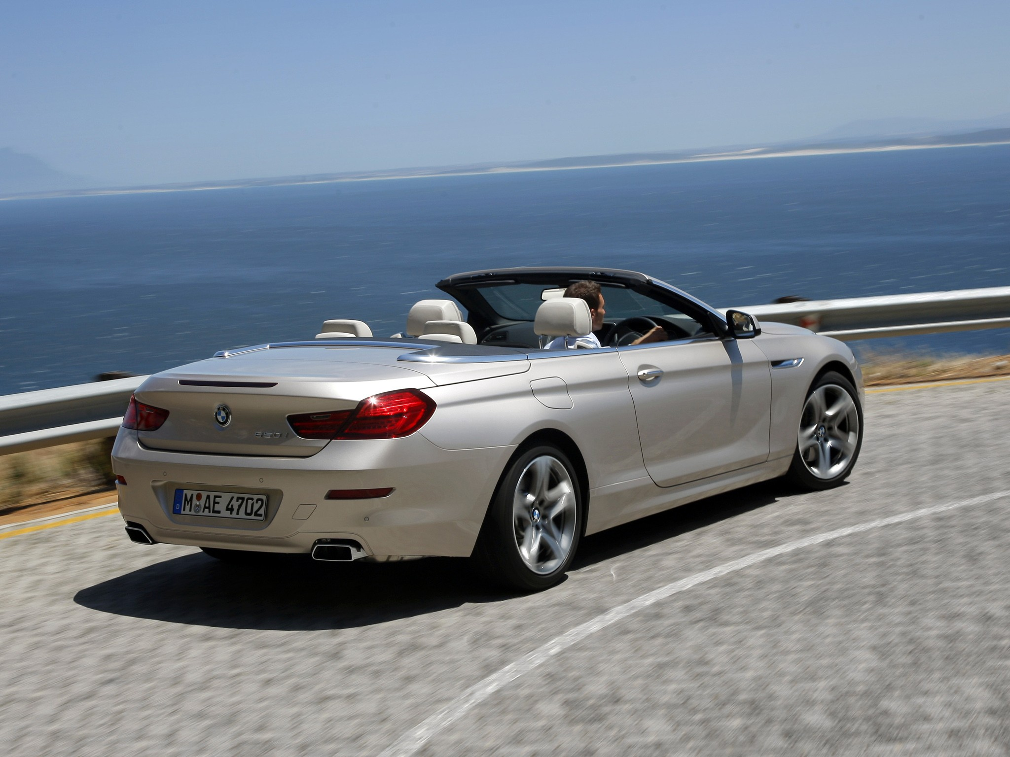 2018 BMW 6 Series Convertible photo - 5