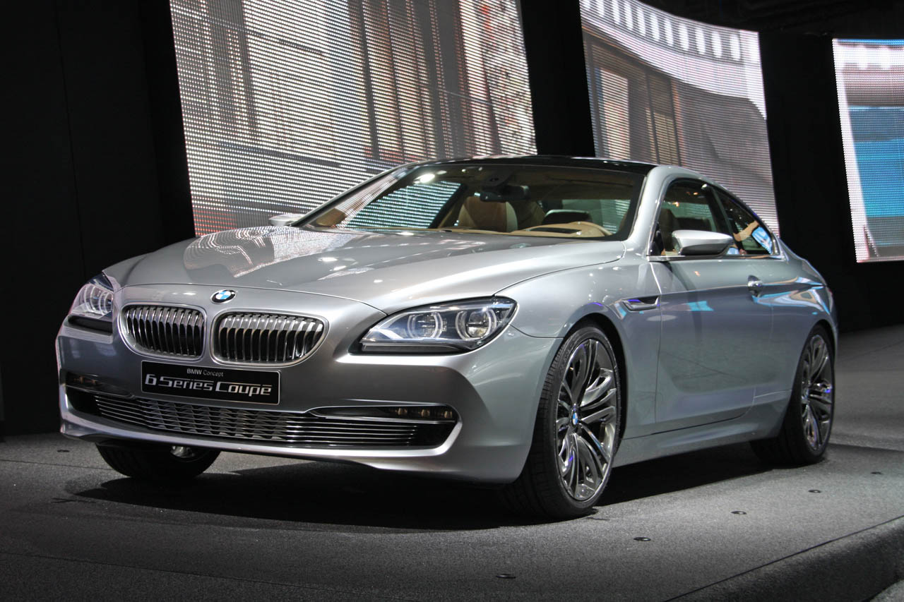 2018 BMW 6 Series Coupe Concept photo - 2