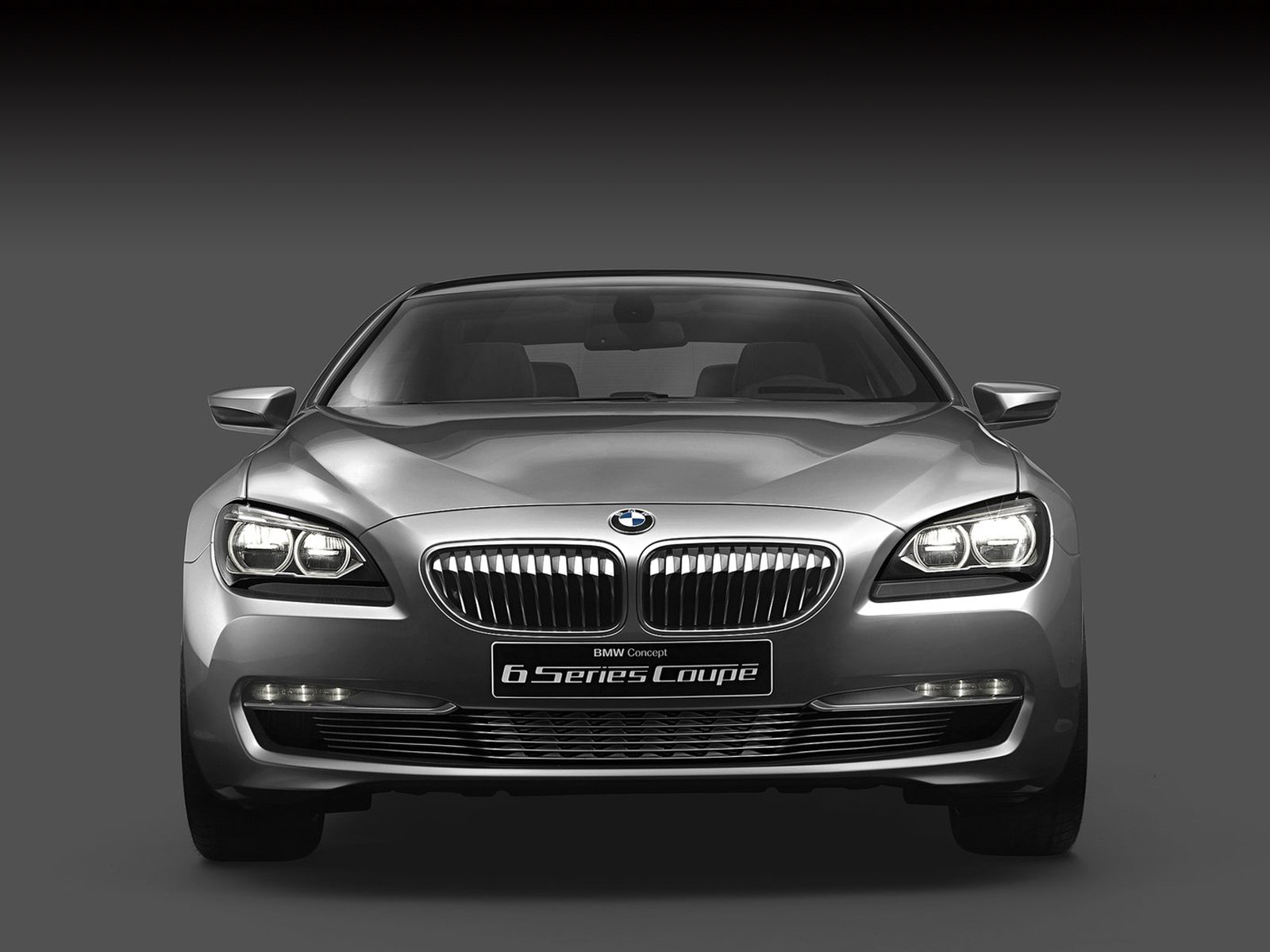 2018 BMW 6 Series Coupe Concept photo - 3