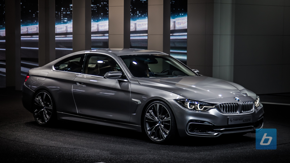 2018 BMW 6 Series Coupe Concept photo - 5