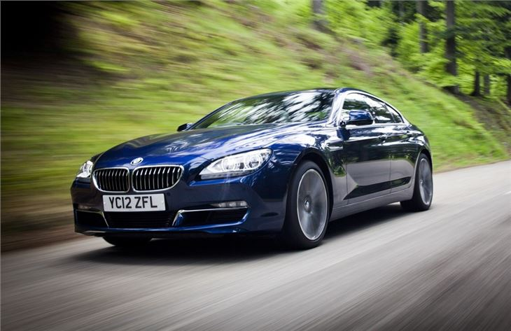 2018 BMW 6 Series Gran Coupe UK Version photo - 3