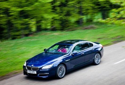 2018 BMW 6 Series Gran Coupe UK Version photo - 4