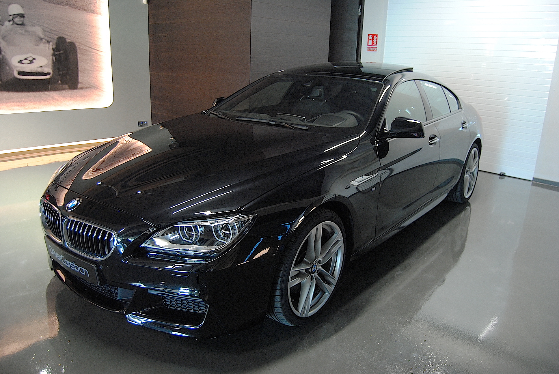2018 BMW 640d xDrive Coupe photo - 2