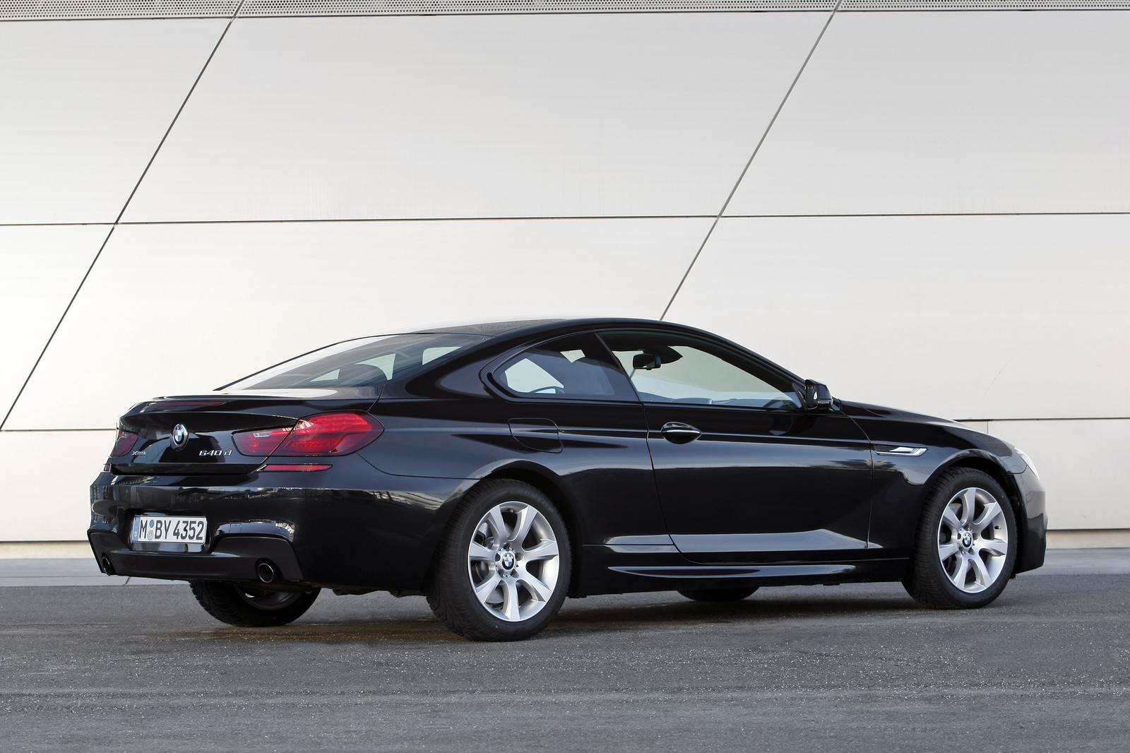 2018 BMW 640d xDrive Coupe photo - 3