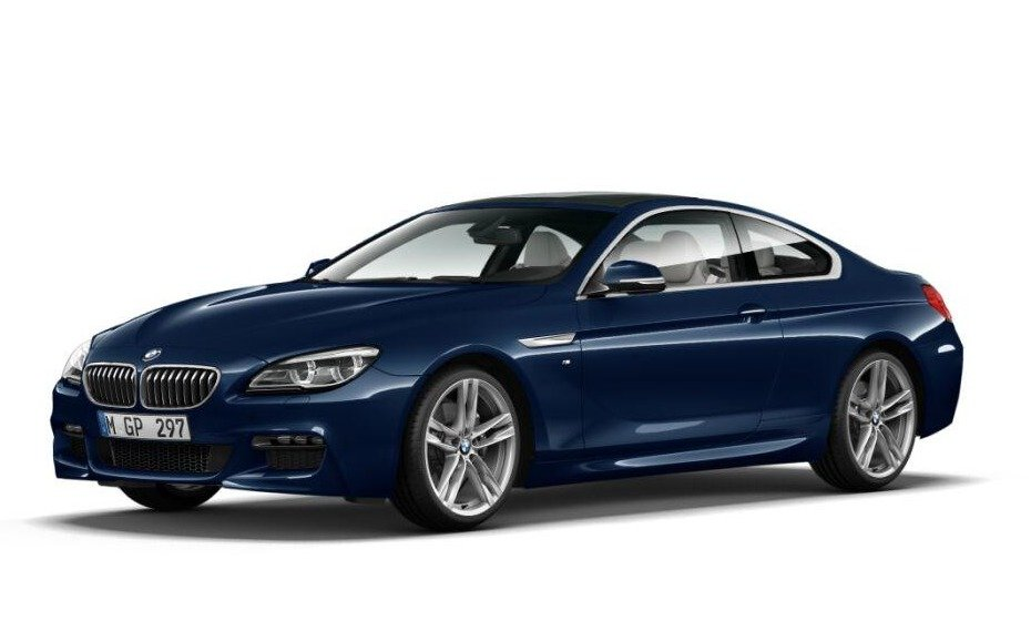 2018 BMW 640d xDrive Coupe photo - 5