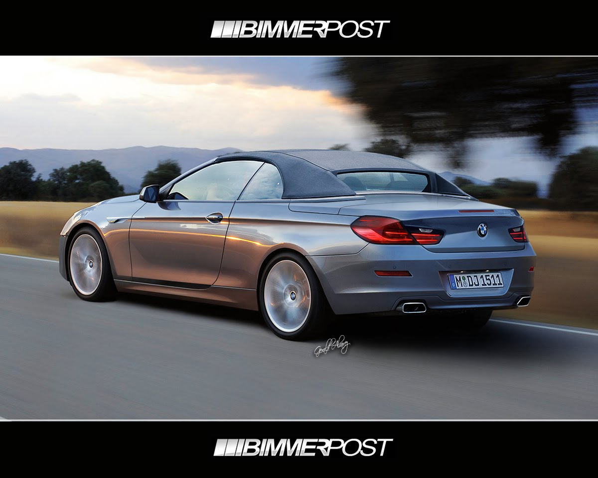 2018 BMW 650i Convertible photo - 3