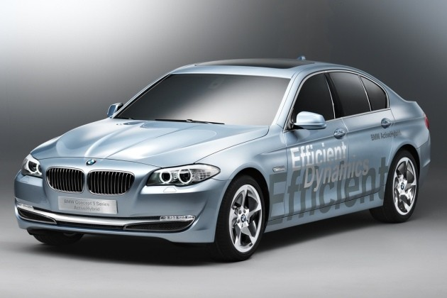 2018 BMW 7 ActiveHybrid photo - 5