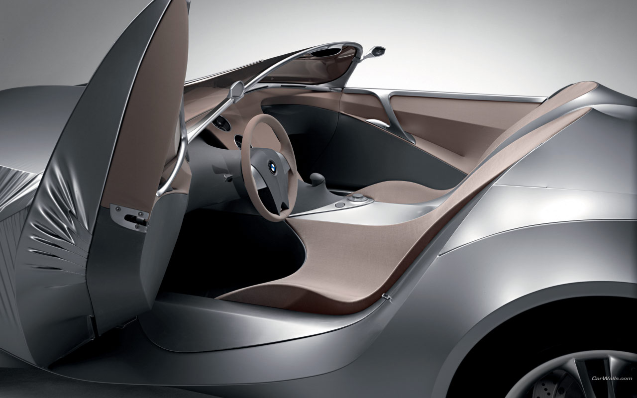 2018 BMW GINA Light Visionary Model Concept photo - 1