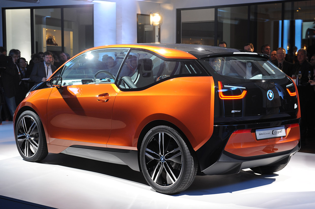 2018 BMW i3 Coupe Concept photo - 1