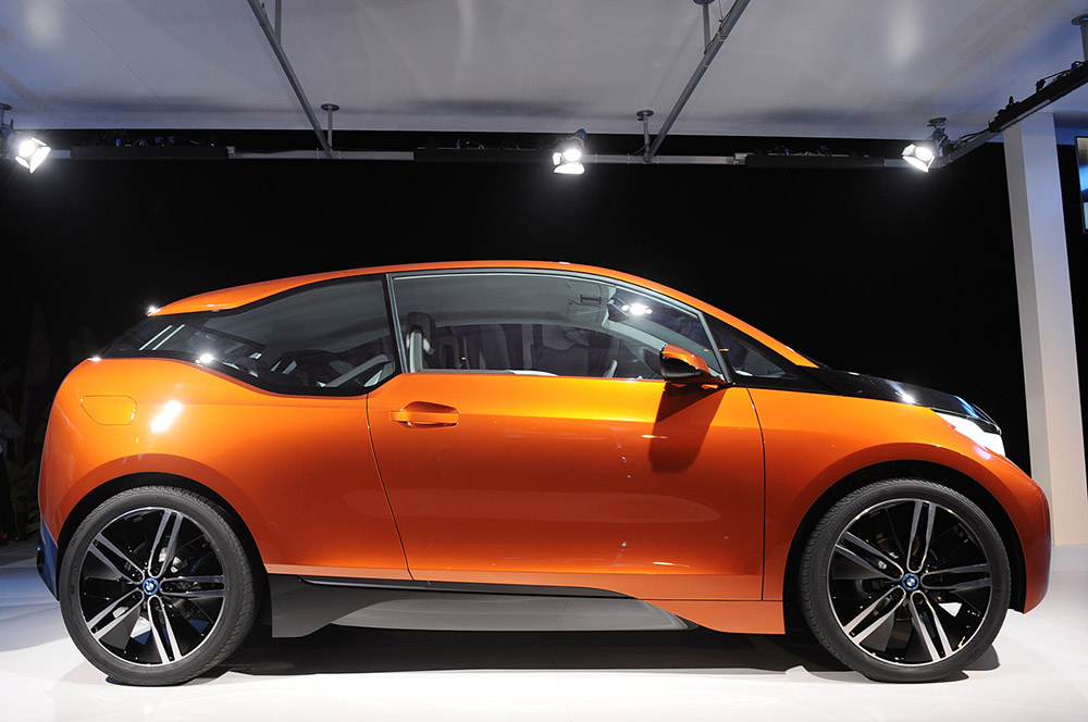 2018 BMW i3 Coupe Concept photo - 4