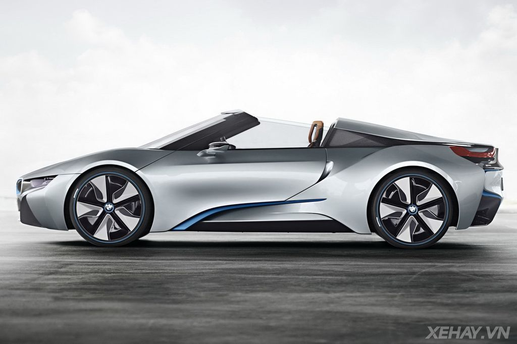 2018 Bmw I8 Concept Car Photos Catalog 2018